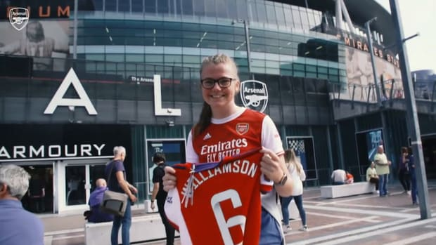 Behind the Scenes: Arsenal's opening day WSL win over Chelsea