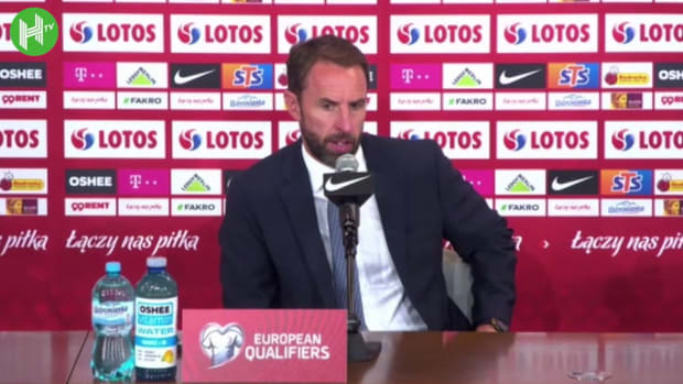 Southgate pleased with England reaction to Euro 2020 final defeat