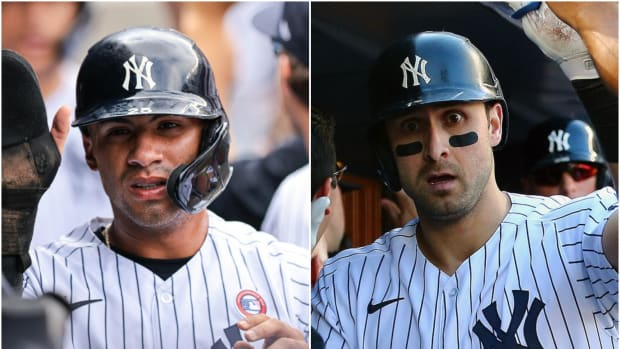 Yankees SS Gleyber Torres, OF Joey Gallo
