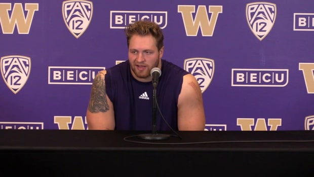 Ryan Bowman said some of his teammates were like zombies during the Montana game.