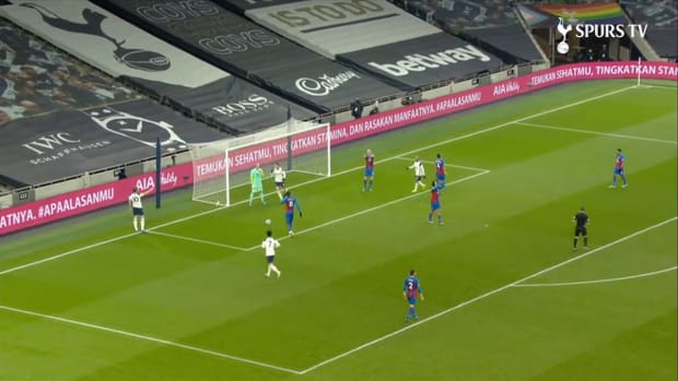 Gareth Bale's two goals vs Palace