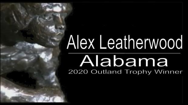 Alex Leatherwood graphic
