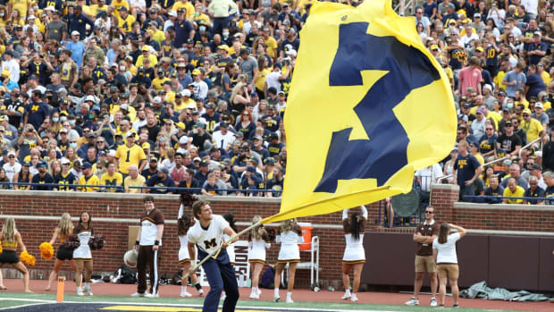 The Michigan football atmosphere is unrivaled.