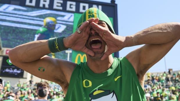 Oregon Troy Wayrynen
