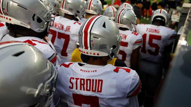 Ohio State Buckeyes C.J. Stroud