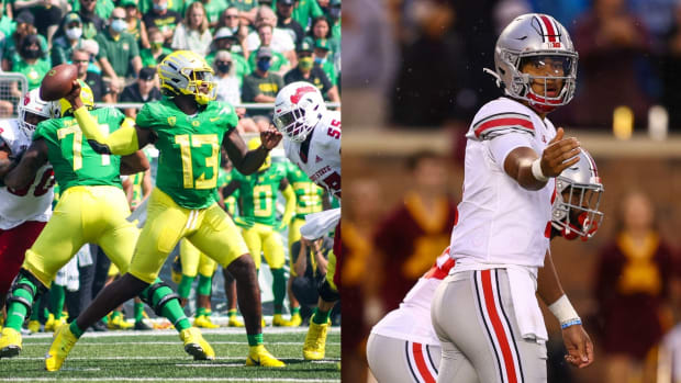 Live updates Oregon vs. Ohio State