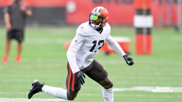 Cleveland Browns Odell Beckham Jr. Absence Caused Ripple Effect