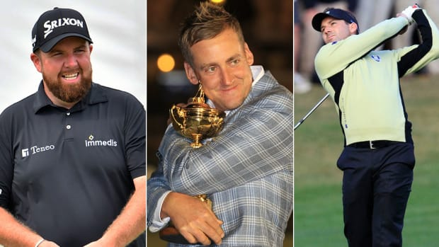 Shane Lowery, Ian Poulter and Sergio Garcia are the 2021 European Team captain's picks.