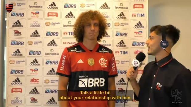 David Luiz reveals Pablo Marí's advices about Flamengo