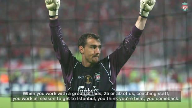 Didi Hamann looks back at Liverpool's Istanbul triumph