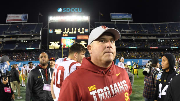Clay Helton Southern California