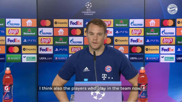 Neuer on the 8:2 victory over Barcelona in 2020: 'You don't forget such games'