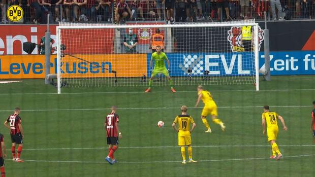 Haaland inspires Dortmund to thrilling win over Leverkusen