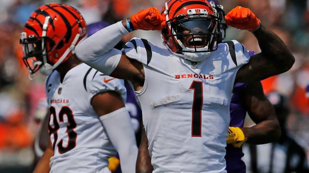 Cincinnati Bengals Ja'Marr Chase