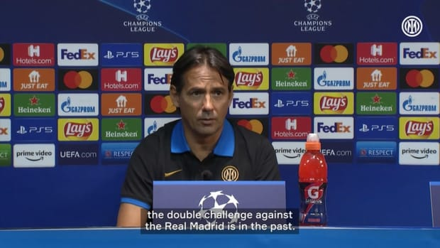 Simone Inzaghi Press conference