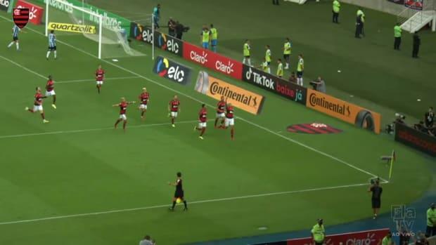 Flamengo beat Grêmio in the quarterfinals 2021 Brazilian Cup