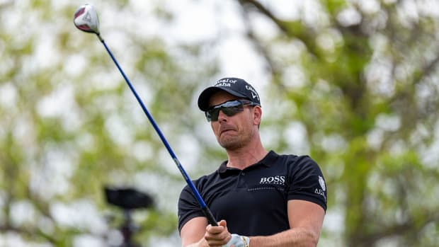 Henrik Stenson will be a vice captain on the 2021 European Ryder Cup team.