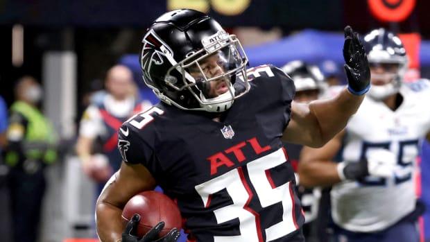 Avery Williams Atlanta Falcons