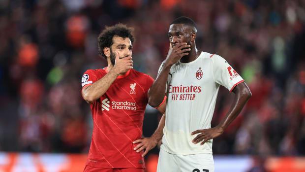 Mohamed Salah AC Milan