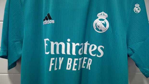 Real Madrid and adidas reveal their 2021-22 third kit