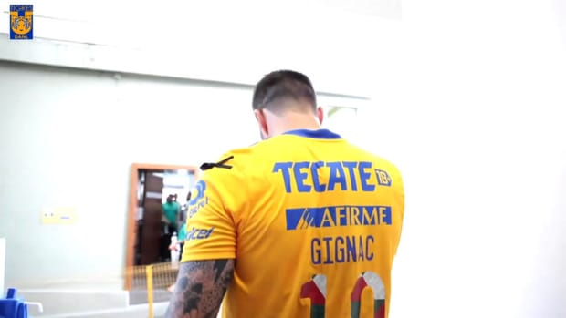 Behind the scenes: Gignac's return from injury