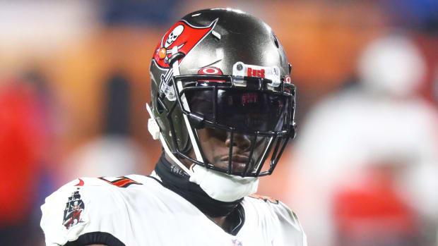 Jason Pierre-Paul Tampa Bay Buccaneers vs. Atlanta Falcons