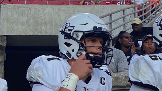 Dillon Gabriel, Quarterback, UCF
