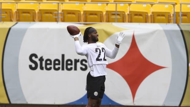 Najee Harris Pittsburgh Steelers