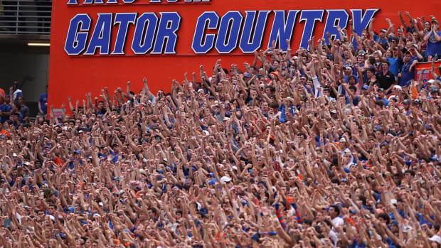 Florida Fans: Alabama at The Swamp