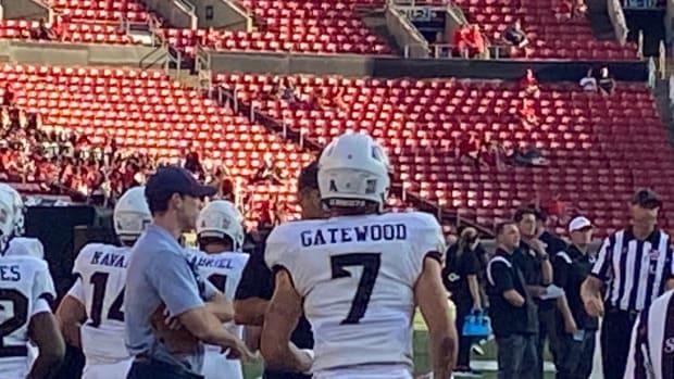 UCF Quarterback Position - Joey Gatewood