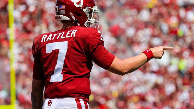 Spencer Rattler - Nebraska 3