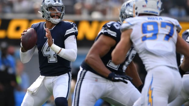 Cowboys - Chargers