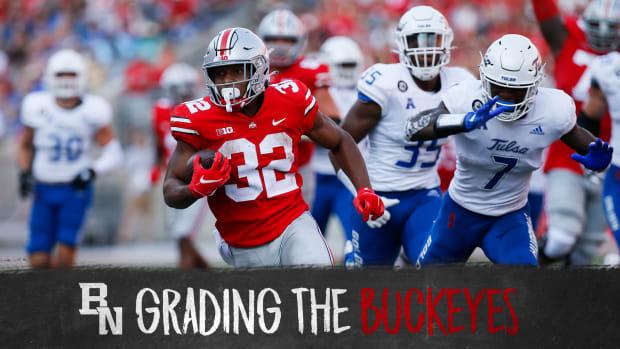grading the buckeyes (offense-Tulsa)