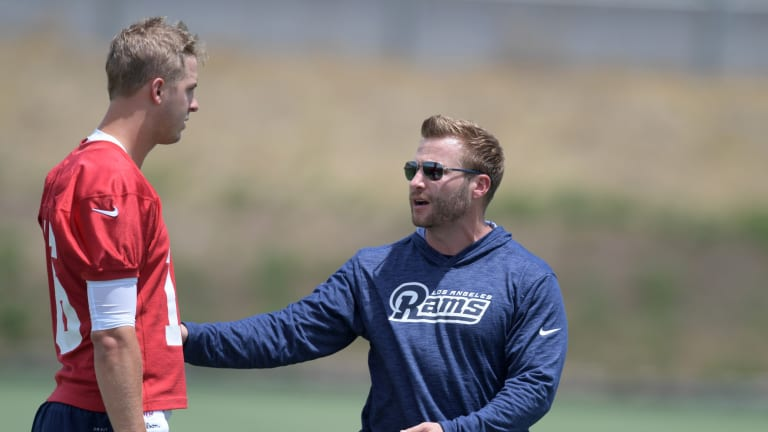 Rams Training Camp: Live Updates From Day 2 of Practice