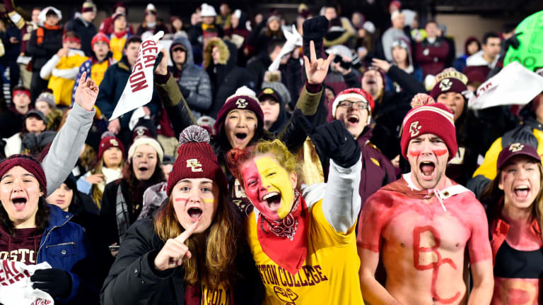Boston College Football Recruiting: Eagles Land Commitment From Dwayne Allick