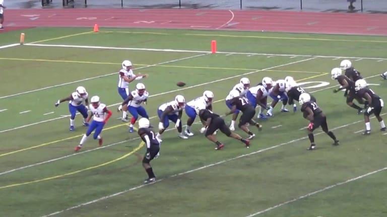 Dwayne Allick: A Big Physical Offensive Lineman (Video Highlights)