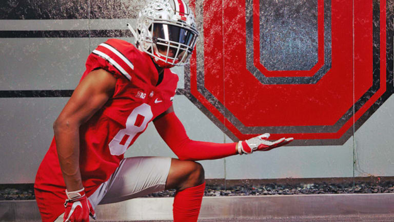 Son Of Marvin Harrison Could Be A Buckeye Great In The Near Future