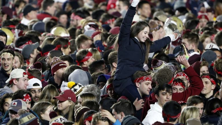 Boston College Announces New Tailgate Hours/Clear Bag Policy