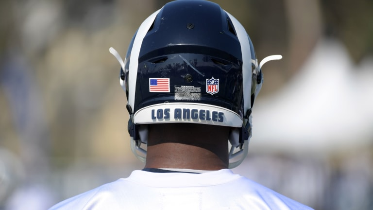 Rams Training Camp: Live Updates From Day 4 of Practice