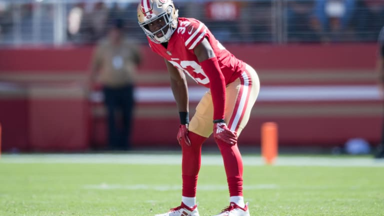 49ers Training Camp: Could Tarvarius Moore be the answer at safety?