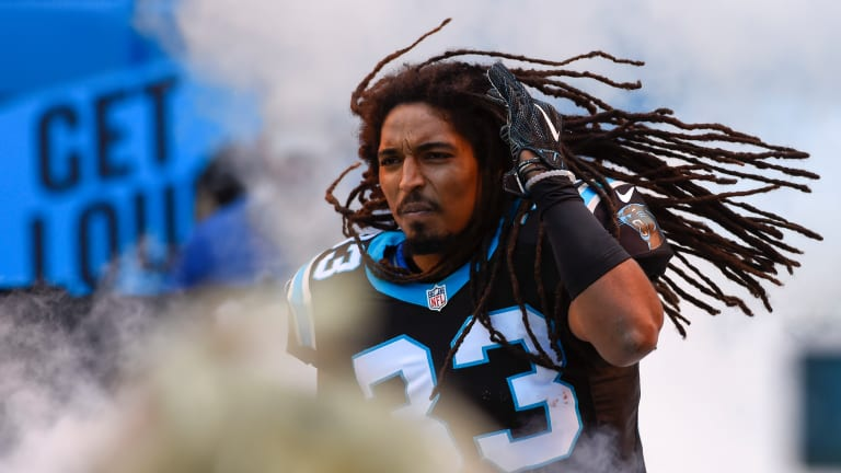 Tre Boston Completes an Already-Stacked Panthers Defense
