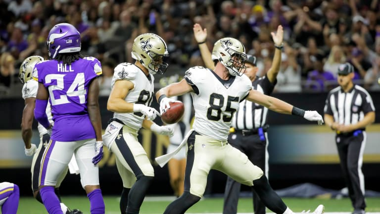 Saints roster cuts 2019: see the full list here