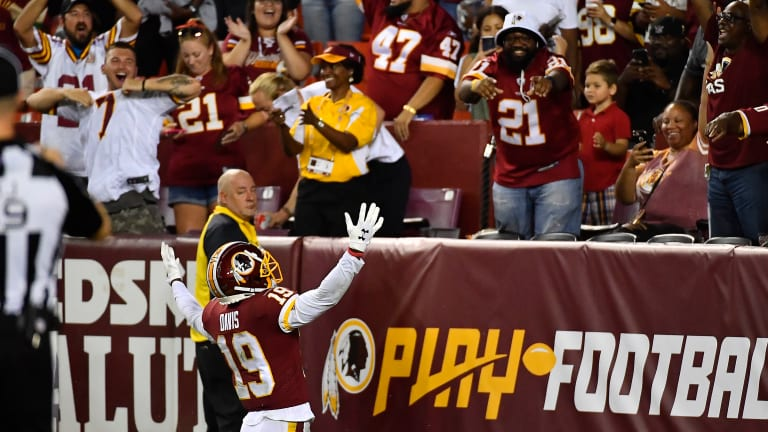 Roster Churn: Redskins shuffling deck chairs on the Titanic