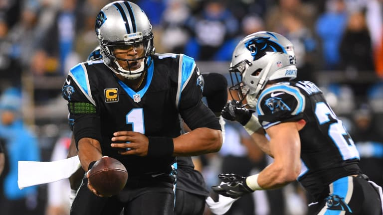 Report: Panthers Will Roll Out Star Players in Preseason Game Against Patriots