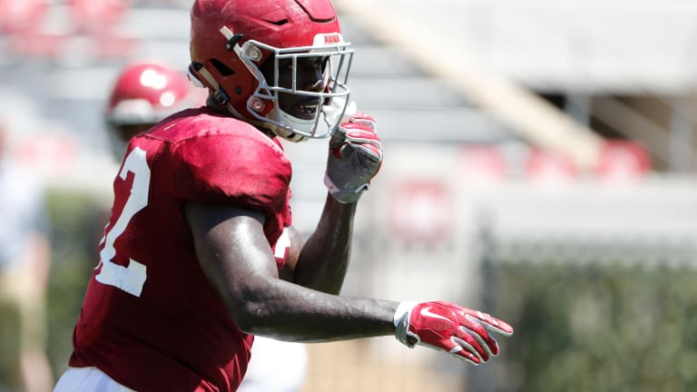 Dylan Moses Gives Timetable for Announcing Draft Plans