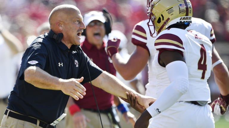 Rutgers Reportedly Interested In Steve Addazio