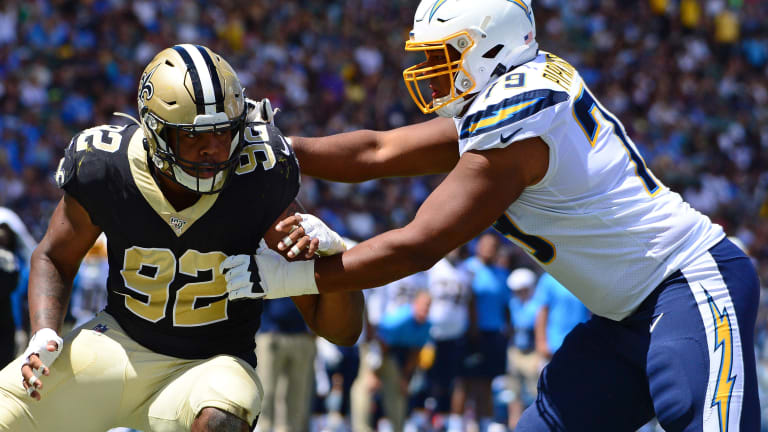 Chargers Pre-Season Rookie Report Card