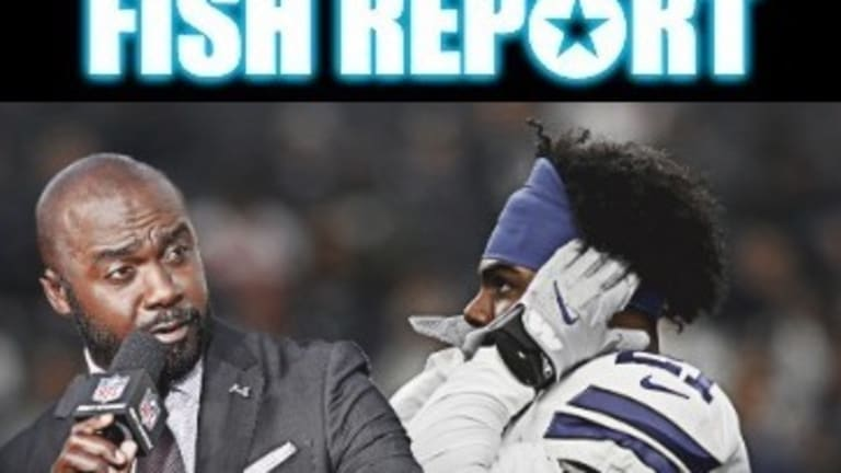 Zeke vs. the Cowboys: Who died and left Marshall Faulk in charge?