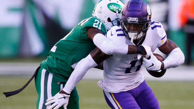 WATCH: Acquiring Laquon Treadwell is a risk worth taking for the New York Jets