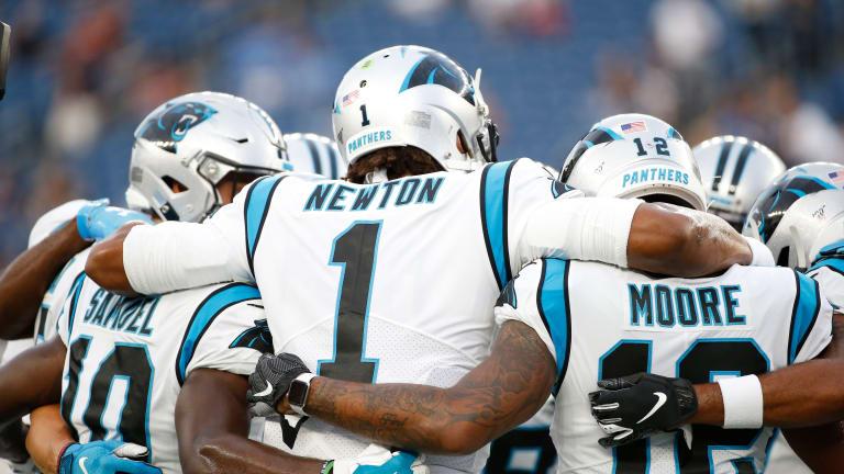 NFL.com Ranks Panthers as No. 18 Team Heading Into 2019 Season